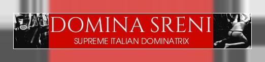 MISTRESS MILANO DOMINA SRENI