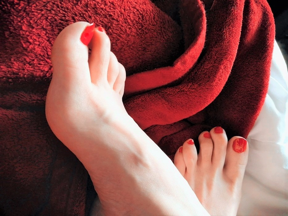 Foot Fetish Mistress